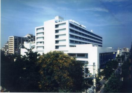 東京山手メディカルセンター(旧 社会保険中央総合病院)