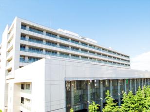 東京山手メディカルセンターの外観
