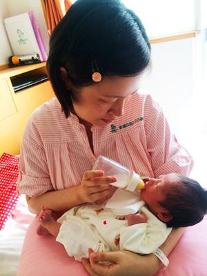 新しい命を授かる・出産
