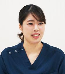 回復期リハビリテーション病棟 渡邊沙弥香さん