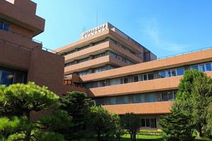 聖マリアンナ医科大学横浜市西部病院の外観